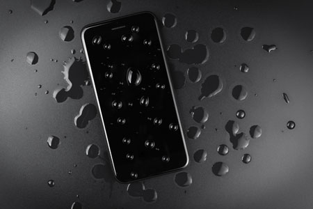 Save iPhone after it gets wet