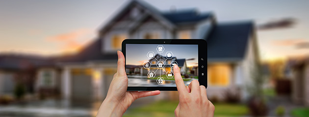 Smart Home Automation & Security